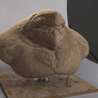 birdsculpt