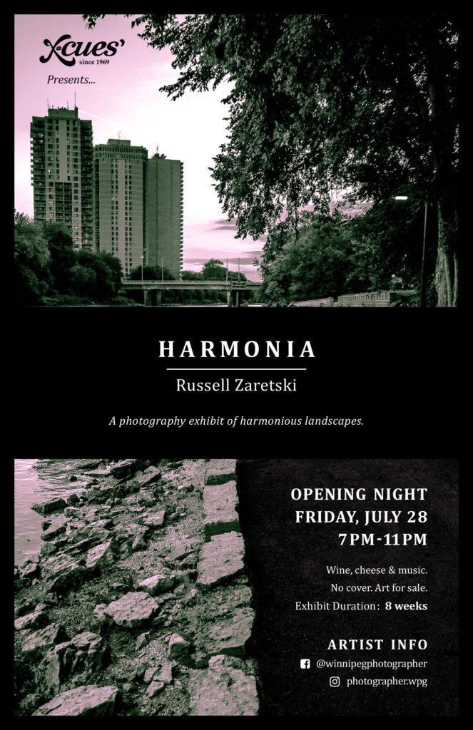 Russel Zaretski - Harmonia: A photography exhibit of harmonious landscapes