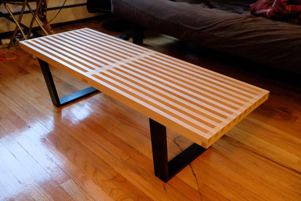 quicksheep Building a Coffee Table from Scratch