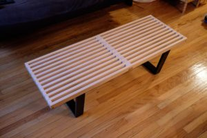 Nelson Bench DIY - Complete
