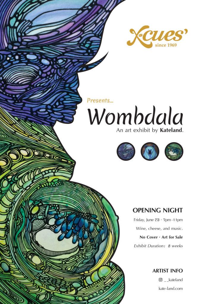 Kateland - Wombdala